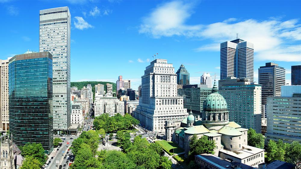 MONTRÉAL – pris d'assaut par les acheteurs étrangers